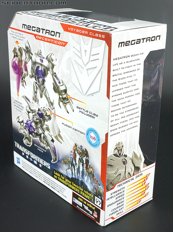 Transformers Prime: Robots In Disguise Megatron (Image #14 of 181)
