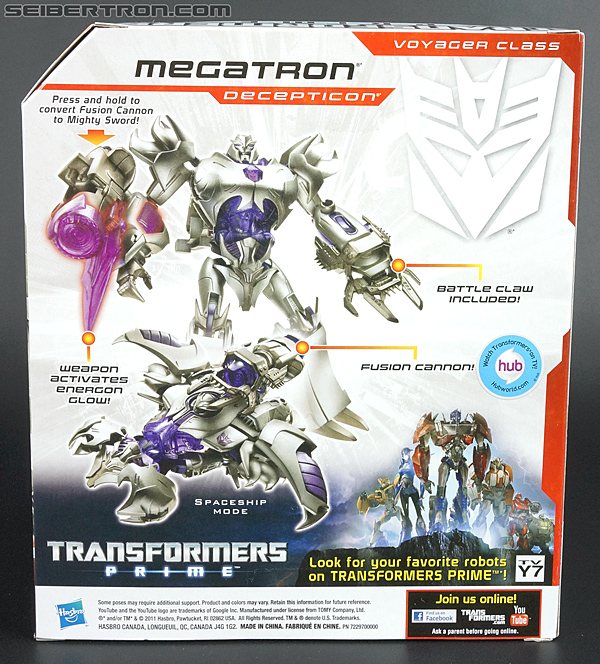 Transformers Prime: Robots In Disguise Megatron (Image #15 of 181)