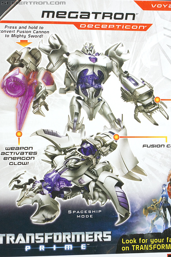 Transformers Prime: Robots In Disguise Megatron (Image #17 of 181)