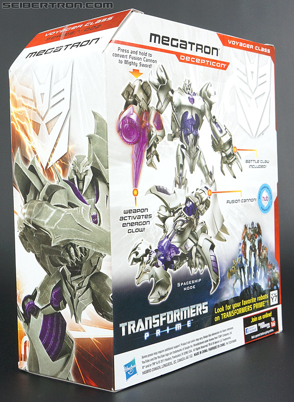 Transformers Prime: Robots In Disguise Megatron (Image #19 of 181)