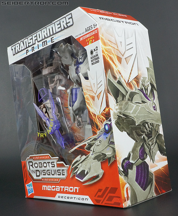 Transformers Prime: Robots In Disguise Megatron (Image #26 of 181)