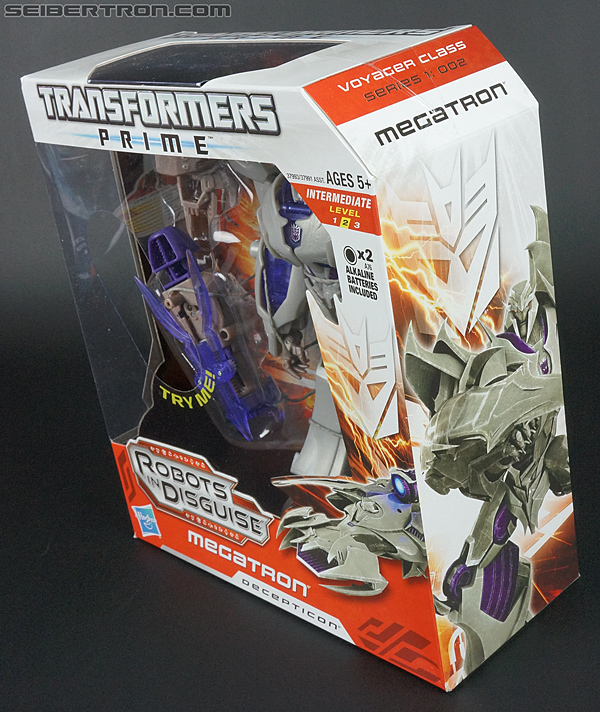 Transformers Prime: Robots In Disguise Megatron (Image #27 of 181)