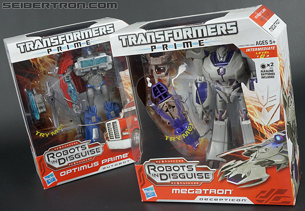 Transformers Prime: Robots In Disguise Megatron (Image #33 of 181)