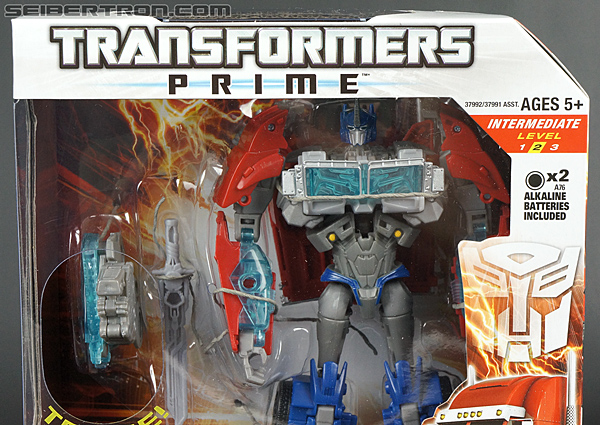 Transformers Prime: Robots In Disguise Optimus Prime (Image #2 of 176)