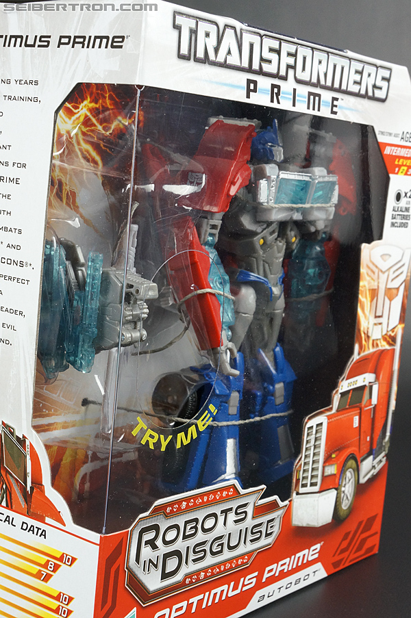 Transformers Prime: Robots In Disguise Optimus Prime (Image #6 of 176)