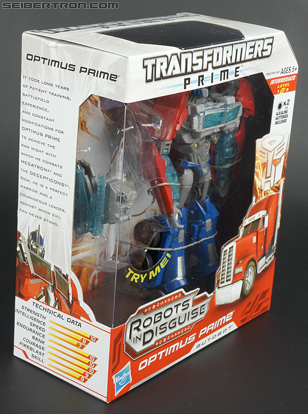 Transformers Prime: Robots In Disguise Optimus Prime (Image #8 of 176)