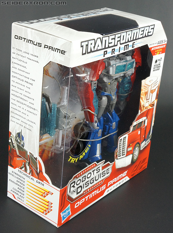 Transformers Prime: Robots In Disguise Optimus Prime (Image #11 of 176)