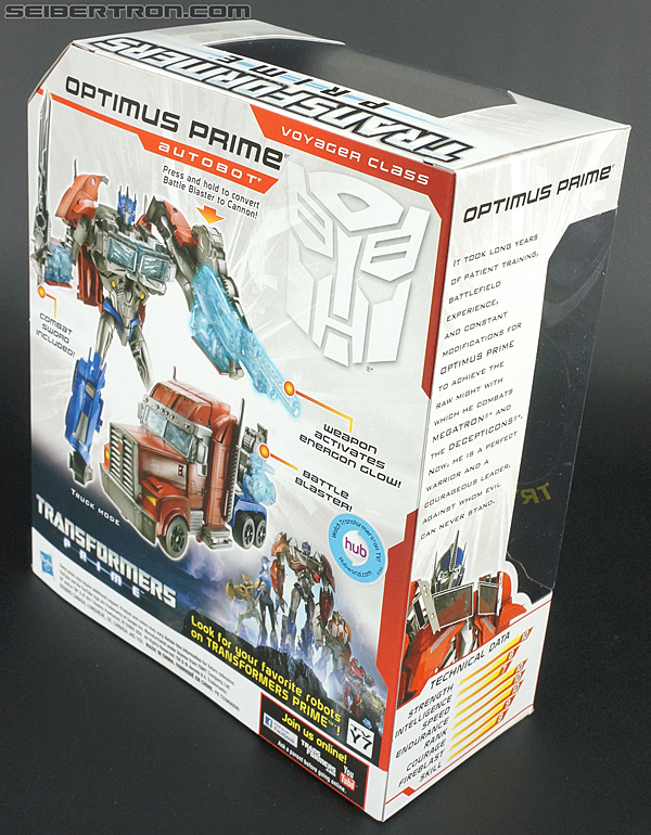 Transformers Prime: Robots In Disguise Optimus Prime (Image #16 of 176)