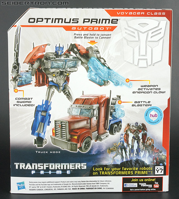 Transformers Prime: Robots In Disguise Optimus Prime (Image #17 of 176)