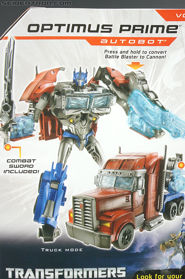 Transformers Prime: Robots In Disguise Optimus Prime (Image #18 of 176)
