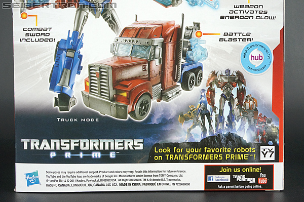 Transformers Prime: Robots In Disguise Optimus Prime (Image #19 of 176)