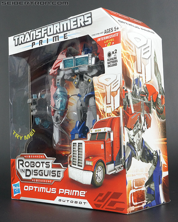Transformers Prime: Robots In Disguise Optimus Prime (Image #26 of 176)