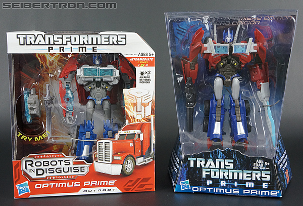 Transformers Prime: Robots In Disguise Optimus Prime (Image #32 of 176)