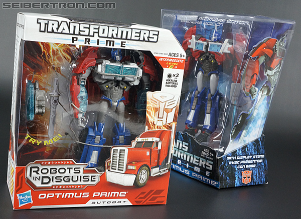 Transformers Prime: Robots In Disguise Optimus Prime (Image #33 of 176)