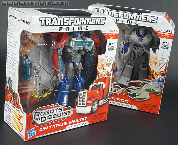 Transformers Prime: Robots In Disguise Optimus Prime (Image #35 of 176)