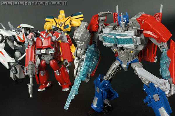 Transformers Prime: Robots In Disguise Optimus Prime (Image #175 of 176)