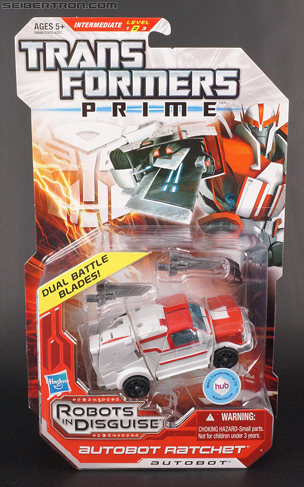 Transformers Prime: Robots In Disguise Ratchet (Image #1 of 178)