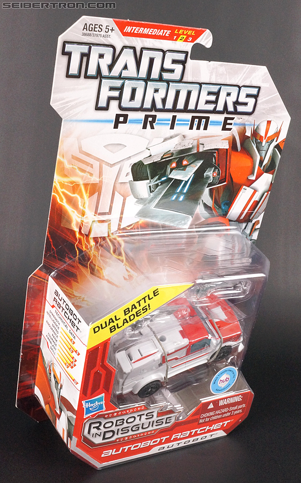 Transformers Prime: Robots In Disguise Ratchet (Image #5 of 178)