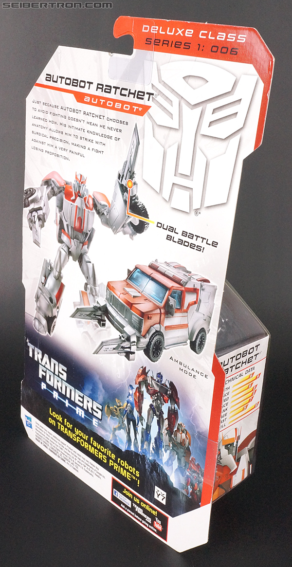 Transformers Prime: Robots In Disguise Ratchet (Image #9 of 178)