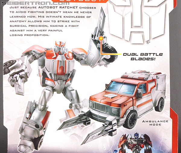 Transformers Prime: Robots In Disguise Ratchet (Image #12 of 178)