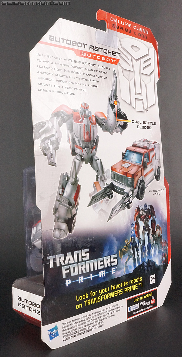 Transformers Prime: Robots In Disguise Ratchet (Image #14 of 178)