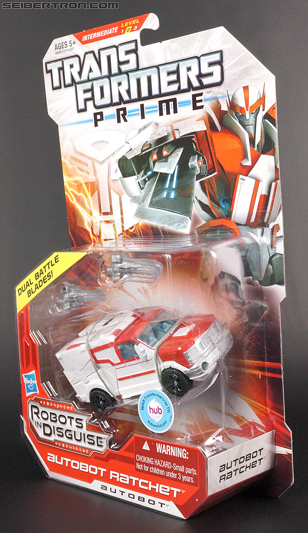Transformers Prime: Robots In Disguise Ratchet (Image #15 of 178)