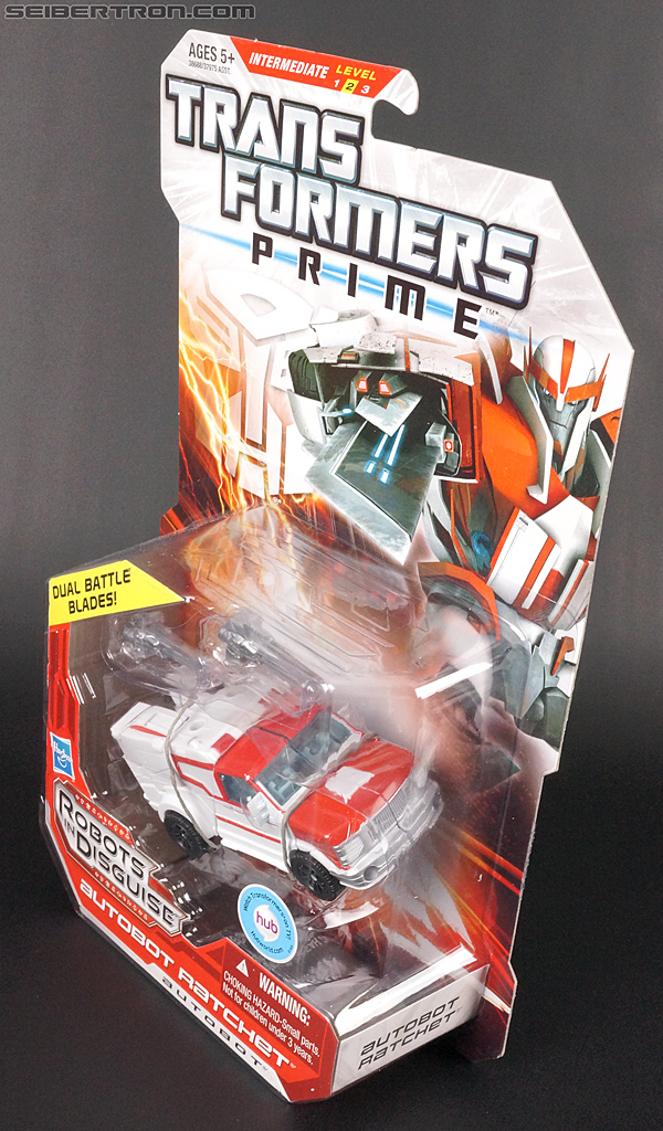 Transformers Prime: Robots In Disguise Ratchet (Image #16 of 178)