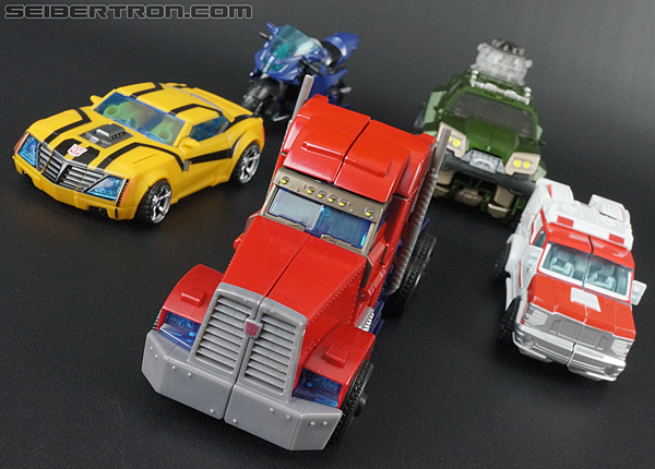 Transformers Prime: Robots In Disguise Ratchet (Image #42 of 178)