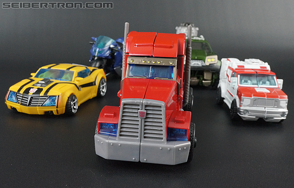 Transformers Prime: Robots In Disguise Ratchet (Image #43 of 178)