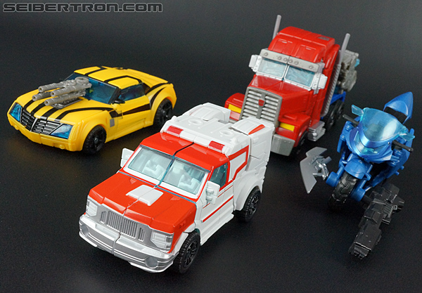 Transformers Prime: Robots In Disguise Ratchet (Image #46 of 178)