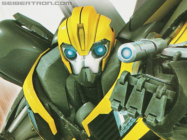Transformers Prime: Robots In Disguise Shadow Strike Bumblebee (Image #4 of 128)