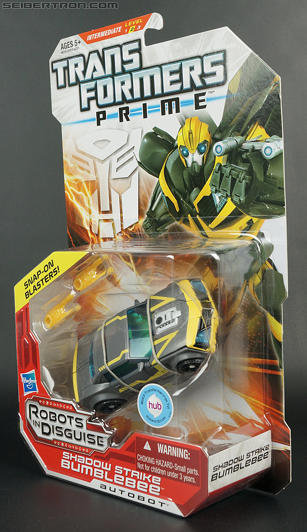 Transformers Prime: Robots In Disguise Shadow Strike Bumblebee (Image #13 of 128)