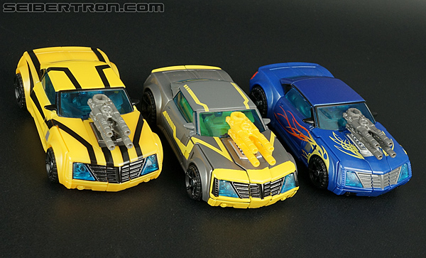 transformers prime bumblebee instructions
