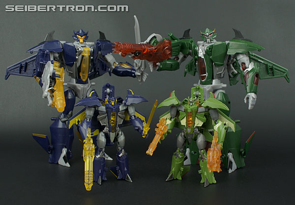 Transformers Prime: Robots In Disguise Skyquake Toy ...
