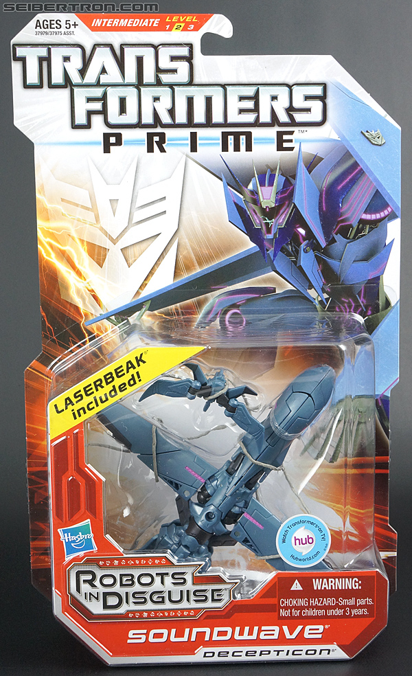 Transformers Prime: Robots In Disguise Soundwave (Image #1 of 139)