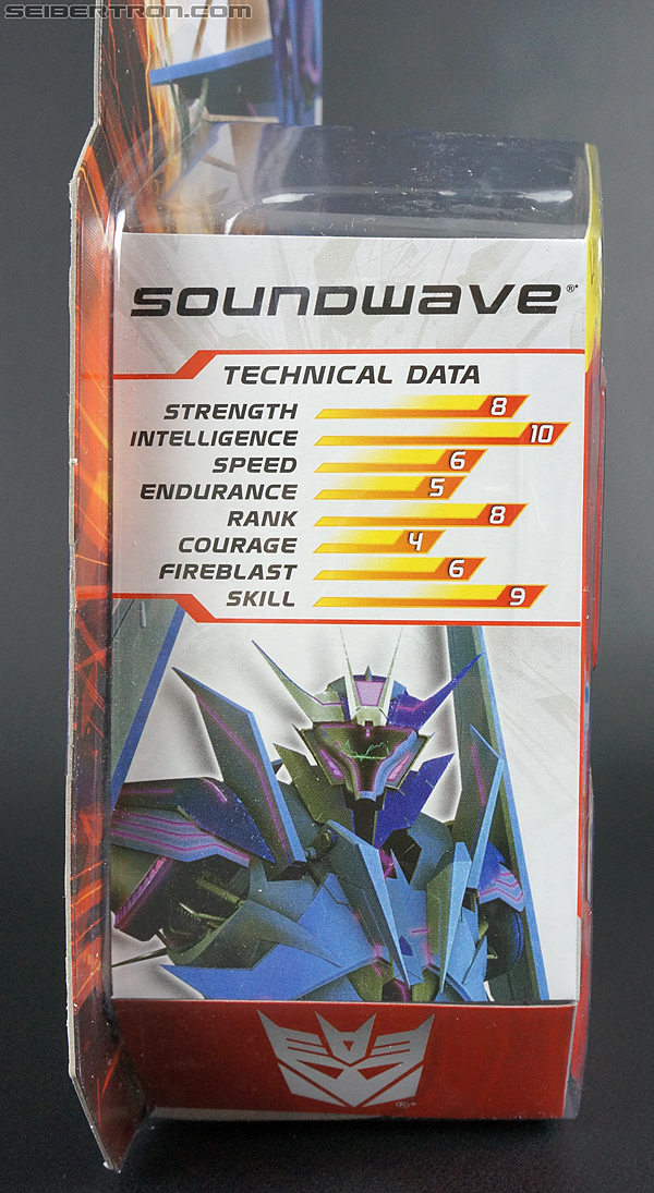 Transformers Prime: Robots In Disguise Soundwave (Image #9 of 139)