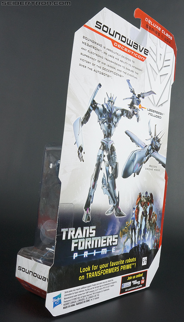 Transformers Prime: Robots In Disguise Soundwave (Image #18 of 139)