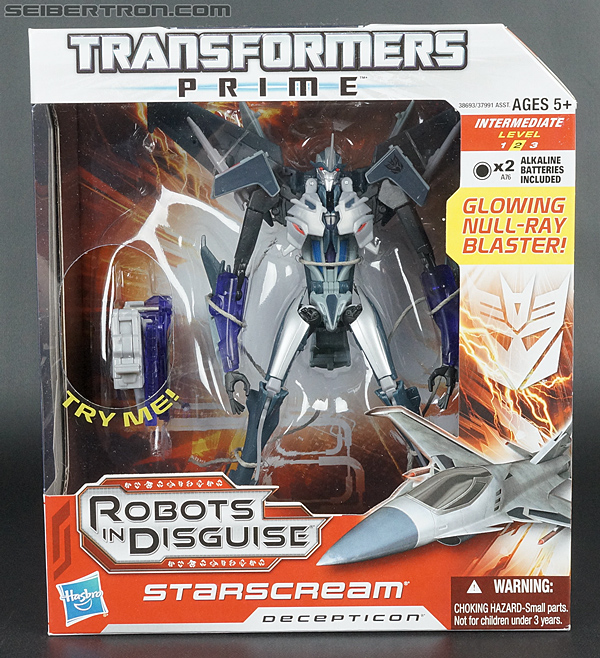 Transformers Prime: Robots In Disguise Starscream (Image #1 of 202)