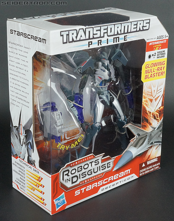 Transformers Prime: Robots In Disguise Starscream (Image #6 of 202)