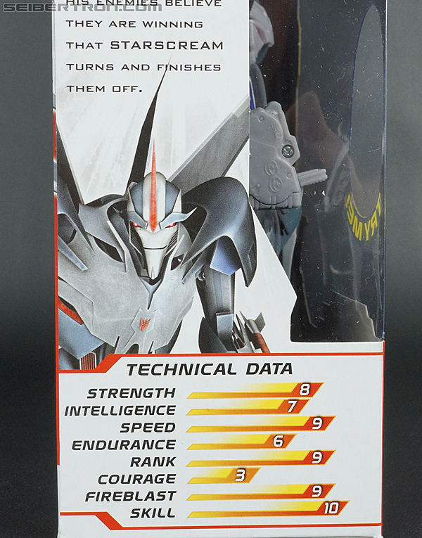 Transformers Prime: Robots In Disguise Starscream (Image #9 of 202)