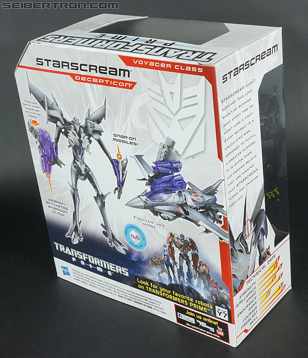 Transformers Prime: Robots In Disguise Starscream (Image #10 of 202)