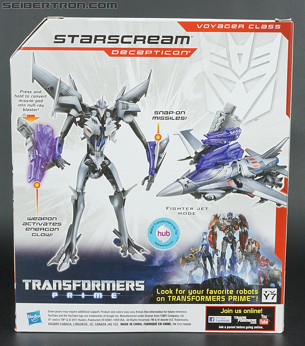 Transformers Prime: Robots In Disguise Starscream (Image #11 of 202)