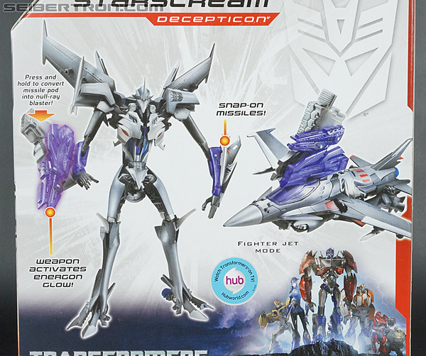 Transformers Prime: Robots In Disguise Starscream (Image #12 of 202)