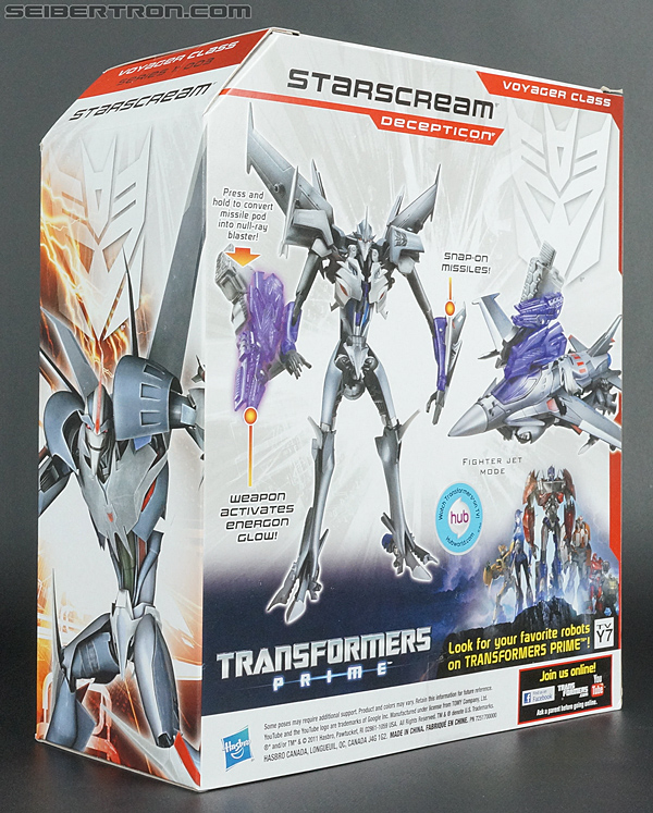 Transformers Prime: Robots In Disguise Starscream (Image #13 of 202)