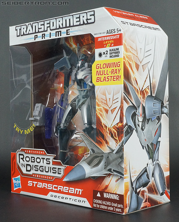 Transformers Prime: Robots In Disguise Starscream (Image #17 of 202)
