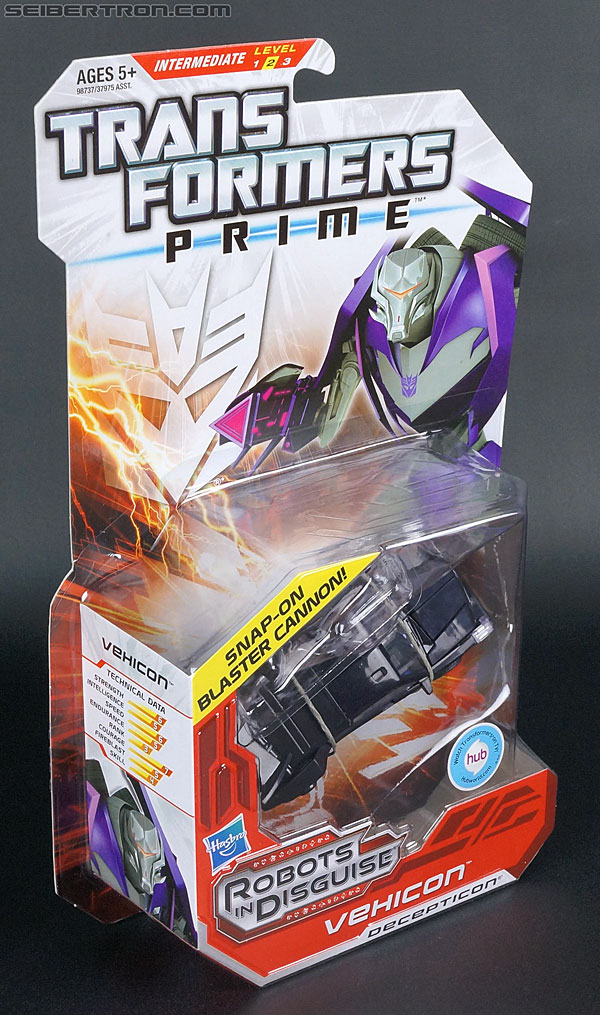 Transformers Prime: Robots In Disguise Vehicon (Image #5 of 231)