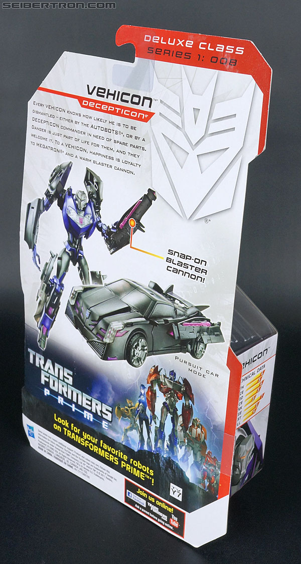 Transformers Prime: Robots In Disguise Vehicon (Image #9 of 231)
