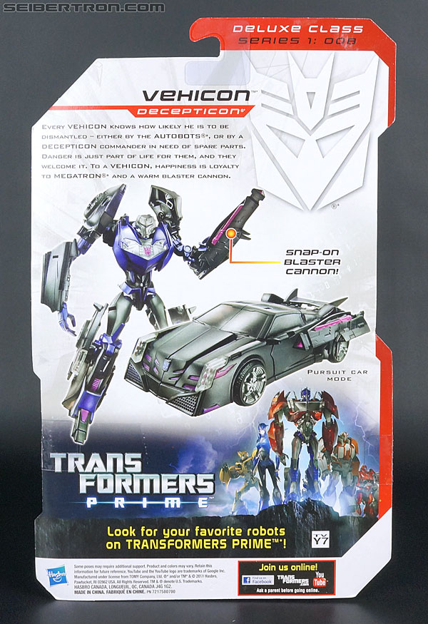 Transformers Prime: Robots In Disguise Vehicon (Image #10 of 231)