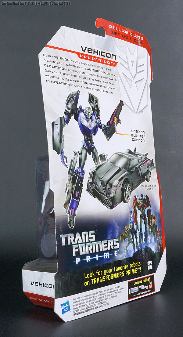 Transformers Prime: Robots In Disguise Vehicon (Image #11 of 231)