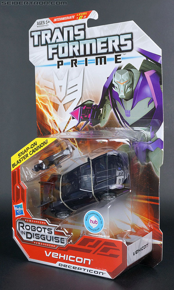 Transformers Prime: Robots In Disguise Vehicon (Image #14 of 231)